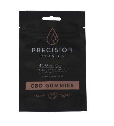 Precision Botanical Gummies