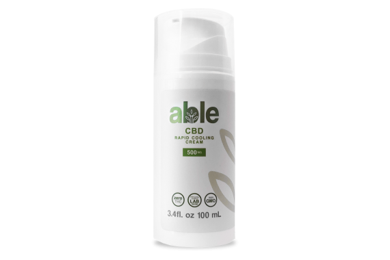 ABLE CBD Rapid Cooling Cream