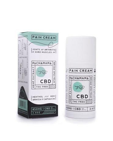 Pachamama Pain Cream