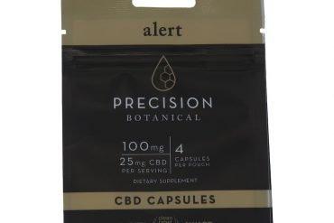 Precision Botanical Alert Capsules