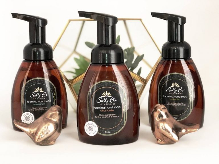 healthiest hand soaps