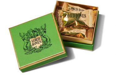Lord Jones Hemp-Derived CBD Dark Chocolate Espresso Chews