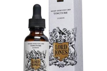 Lord Jones Hemp-Derived CBD Tincture 250MG
