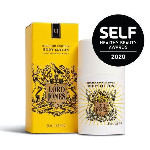 Lord Jones High CBD Body Lotion