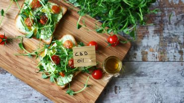 best foods to take with CBD