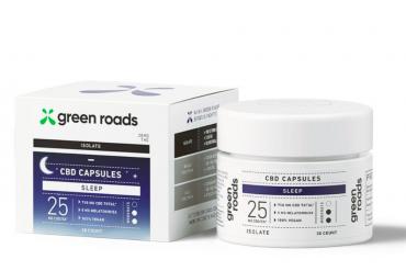 Green Roads CBD Sleep Capsules