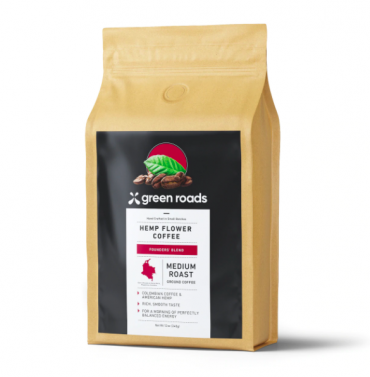 Green Roads Founder's Blend Hemp Coffee