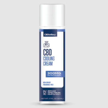 CBDistillery CBD Cooling Cream