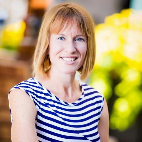 holly klamer registered dietitian greenest author