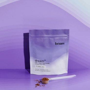 Beam CBD dream sleep powder