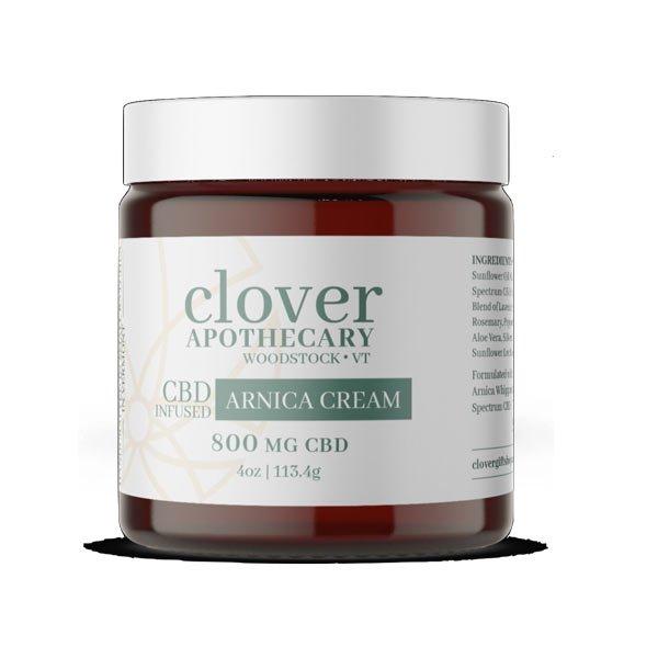 Clover Apothecary CBD Arnica Cream