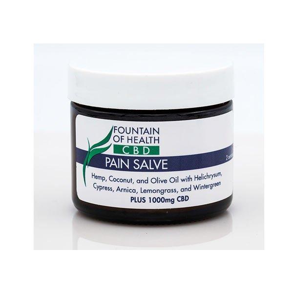 Fountain of Health CBD Pain Salve