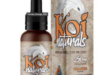Koi Naturals Hemp Extract CBD Oil Tincture