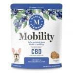 Martha Stewart CBD mobility pet chews