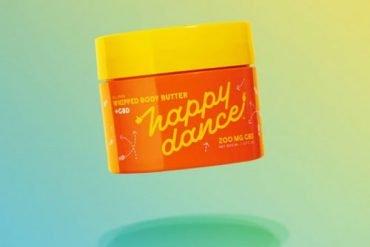 Happy Dance CBD Body Butter