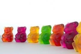 Do CBD gummies get you high