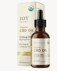 Joy Organics best CBD oil for cats 2021