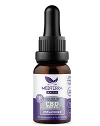 Medterra CBD oil for pets and cats 2021