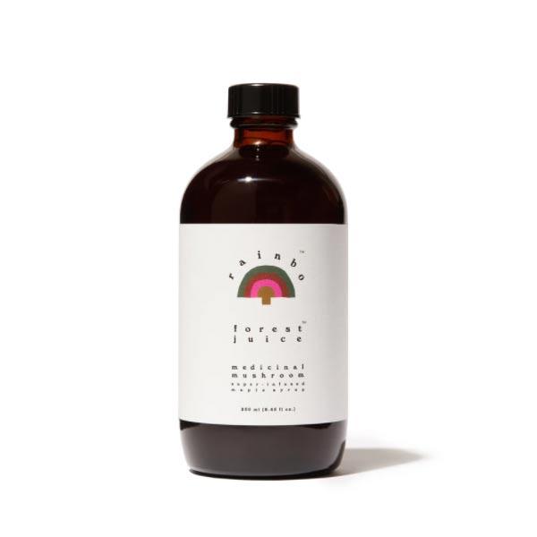 Rainbo Forest Juice Medicinal Mushroom Maple Syrup