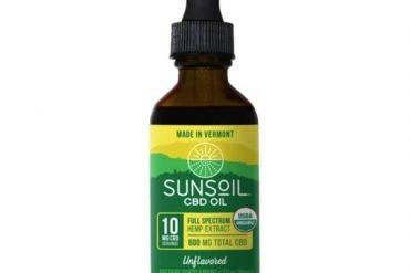 Sunsoil Full spectrum CBD oil