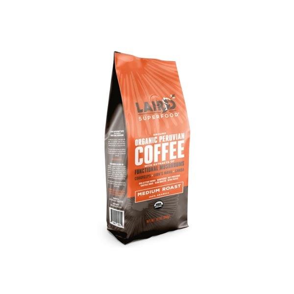 Laird Superfood Mushroom Coffee