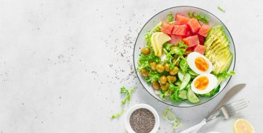 Healthy foods that help with ovulation